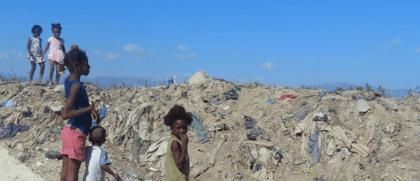 Hart voor Kinderen helpt kinderen van de vuilnisbelt naar school