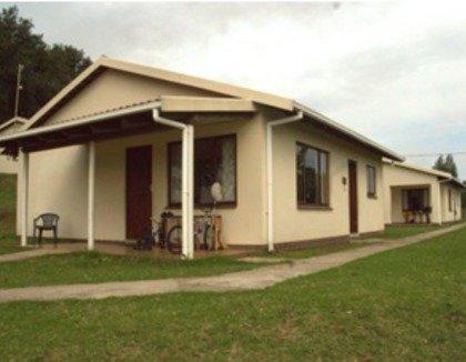 Huisje in Port Shepstone, Zuid-Afrika