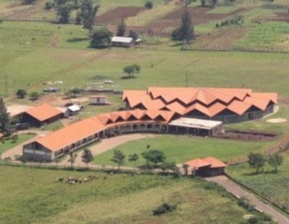 Kinderdorp Tororo