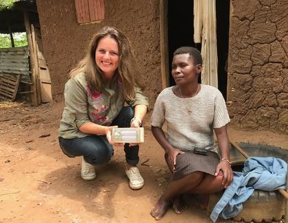 Een veilig gezinsleven in Oeganda