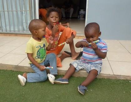 Kwetsbare kinderen worden opgevangen in pleeggezinnen
